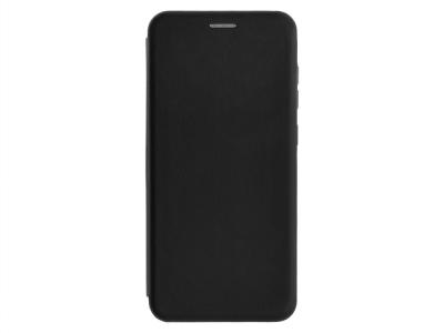 Калъф Тефтер ELEGANCE за Samsung Galaxy A21S, Черен