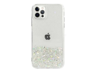 Силиконов Гръб Brillliant за iPhone 12 Pro Max, Прозрачен