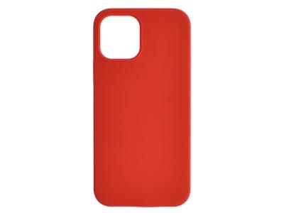 Калъф Гръб LUX за iPhone 12 Mini, Червен