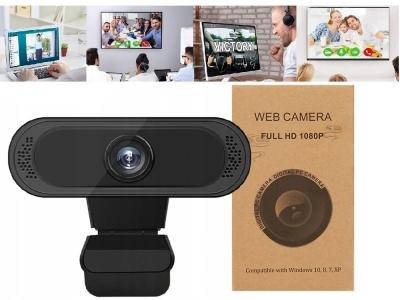 Камера за компютър и лаптоп Webcam Full HD B16 1080p