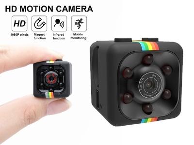 Мини камера Full HD B4-SQ11 1080p, Черен