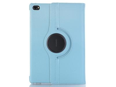 Калъф Тефтер за Huawei MediaPad M5 lite 10/C5 10, Светло син