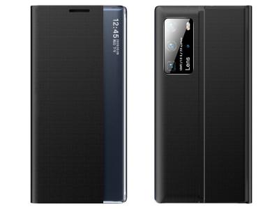 Калъф Тефтер View Window Auto-absorbed за Xiaomi Mi 10T 5G / Mi 10T Pro 5G, Черен