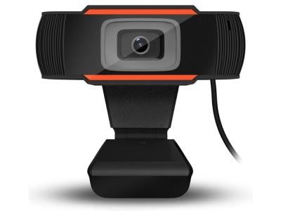 Web камера, HD High Definition Video USB, вграден микрофон