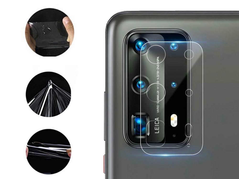 Хидрогел за камера за Huawei P40 Pro Plus