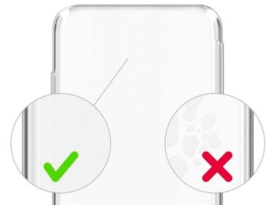 Силиконов калъф 0.5mm за Huawei P40 lite 5G, Прозрачен