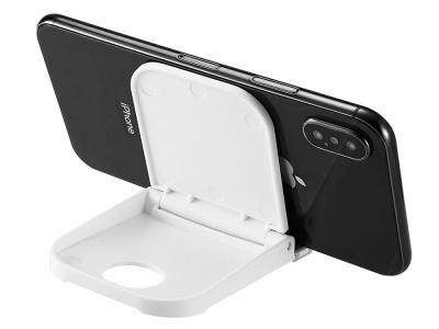 Универсална сгъваема Поставка за телефон Anti-slip, Бял