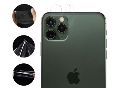 Хидрогел за камера на iPhone 11 Pro / 11 Pro Max