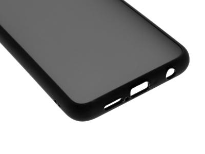 Удароустойчив Гръб Bumper за Xiaomi Redmi Note 9 Pro / Note 9S, Черен