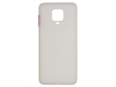 Удароустойчив Гръб Bumper за Xiaomi Redmi Note 9 Pro / Note 9S, Прозрачен