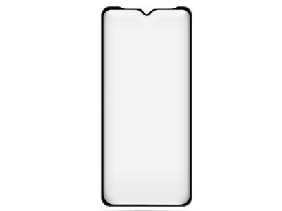 Стъклен Протектор Full Glue 9D за Nokia 2.4, Черен