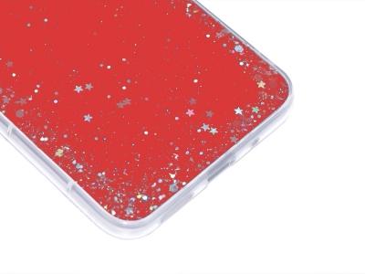 Силиконов калъф Brilliant за Xiaomi Redmi 9C, Червен