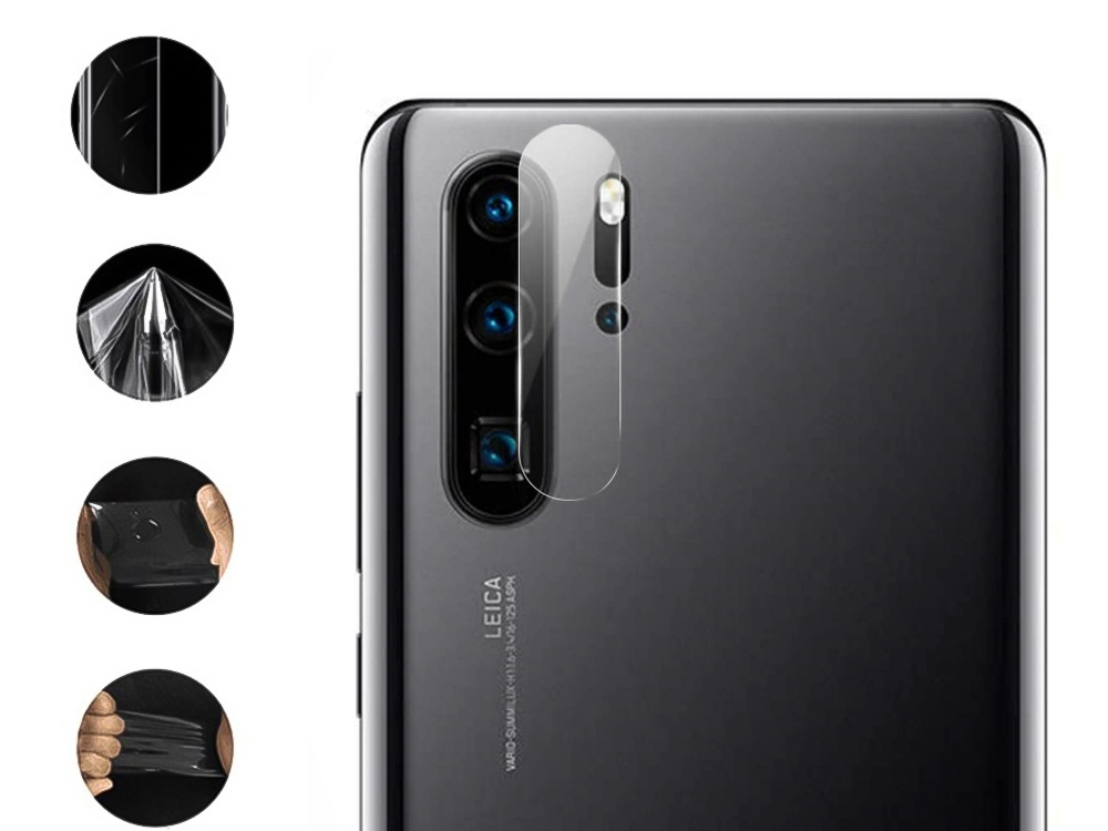Хидрогел за камера за Huawei P30 Pro