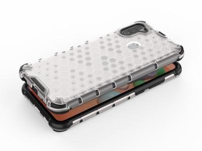 Пластмасов Гръб Shock Absorber за Samsung Galaxy A11, Бял