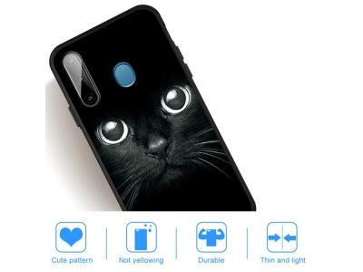 Силиконов калъф за Samsung Galaxy A11, Коте