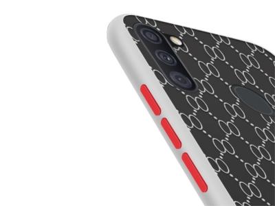 Удароустойчив калъф PINWUYO за Samsung Galaxy A11, Бял
