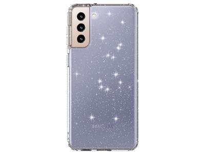Силиконов калъф Clear Color за Samsung Galaxy S21Plus 5G, Прозрачен