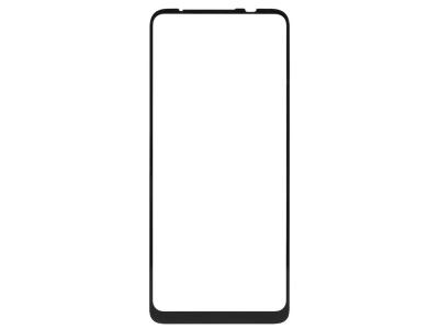 Стъклен Протектор 5D Full Glue за Motorola Moto G9 Power, Черен