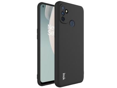 Силиконов калъф IMAK UC-1 за OnePlus Nord N100, Черен