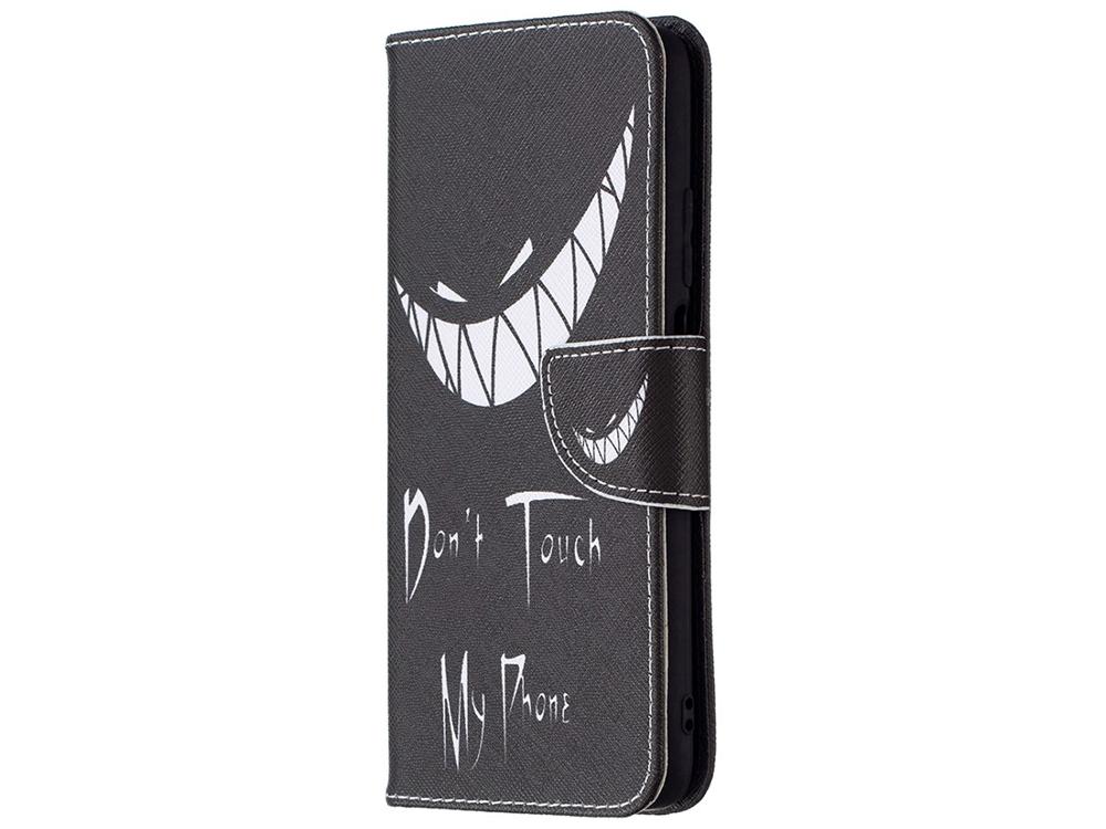 Калъф Тефтер за Xiaomi Poco M3, Усмивка