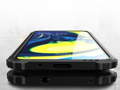 Удароустойчив калъф Armor за Xiaomi Poco M3, Черен