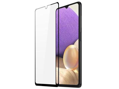 Стъклен Протектор 5D Full Glue за Samsung Galaxy A32 5G, Черен