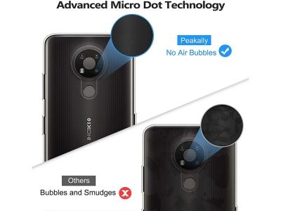 Силиконов калъф за Nokia 5.4, Прозрачен