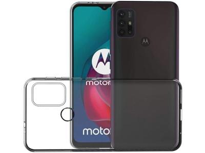 Силиконов калъф 0.5mm за Motorola Moto G30, Прозрачен