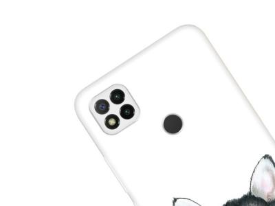 Силиконов калъф за Xiaomi Redmi 9C, Хъски