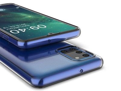 Силиконов калъф 0.5mm за Samsung Galaxy A31, Прозрачен