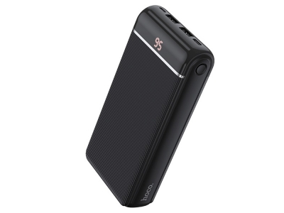 Универсална Външна Батерия HOCO 20000mAh Famous J59A, Черен