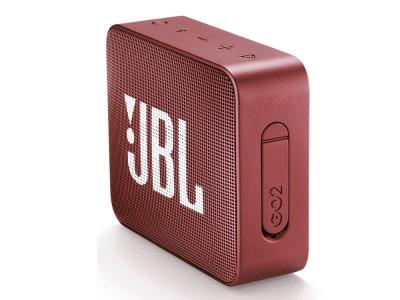 Колонка JBL GO 2 Red