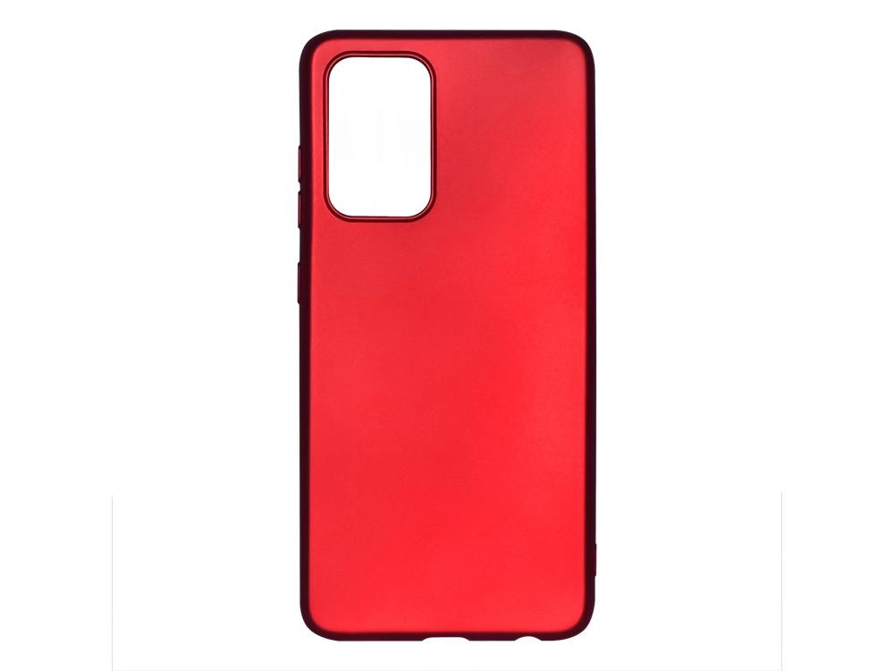 Силиконов калъф Level за Samsung Galaxy A52, Червен