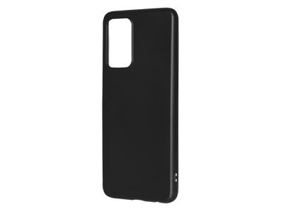 Силиконов калъф Level за Samsung Galaxy A52, Черен