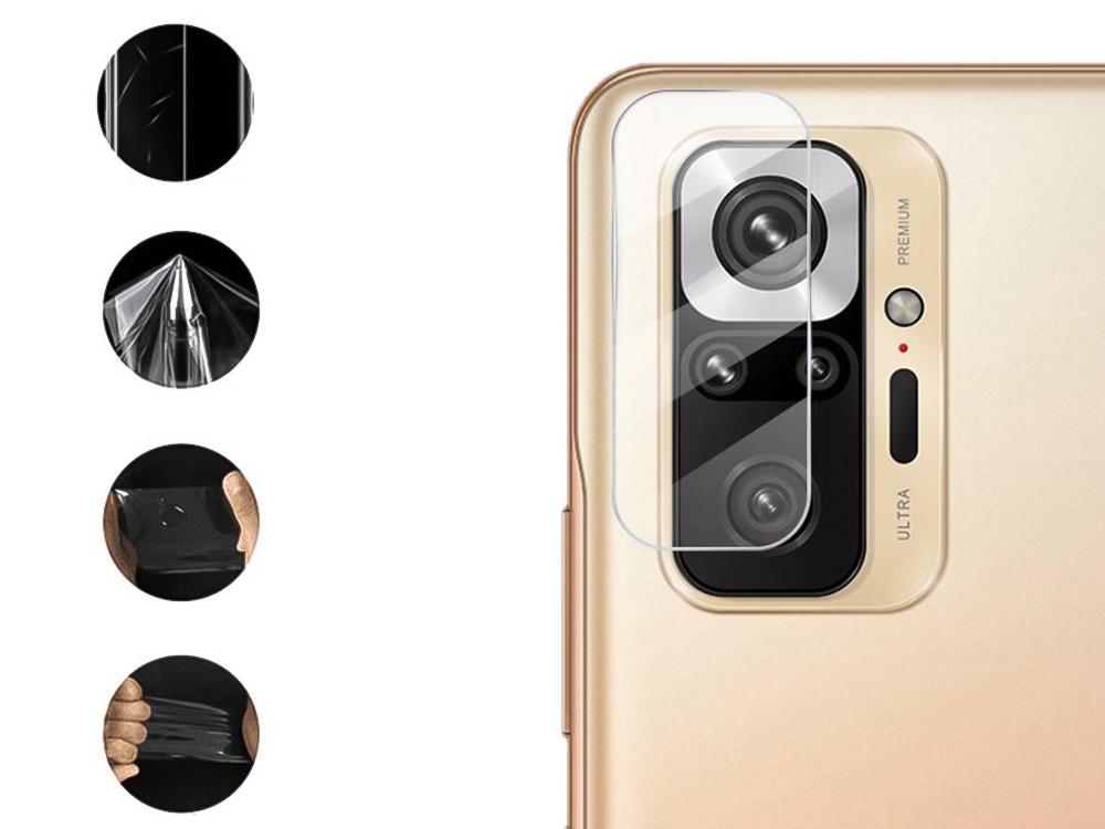 Хидрогел за камера Xiaomi Redmi Note 10 Pro