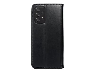 Калъф тефтер Prestige за Samsung Galaxy A52 5G / A52 LTE (4G), Черен