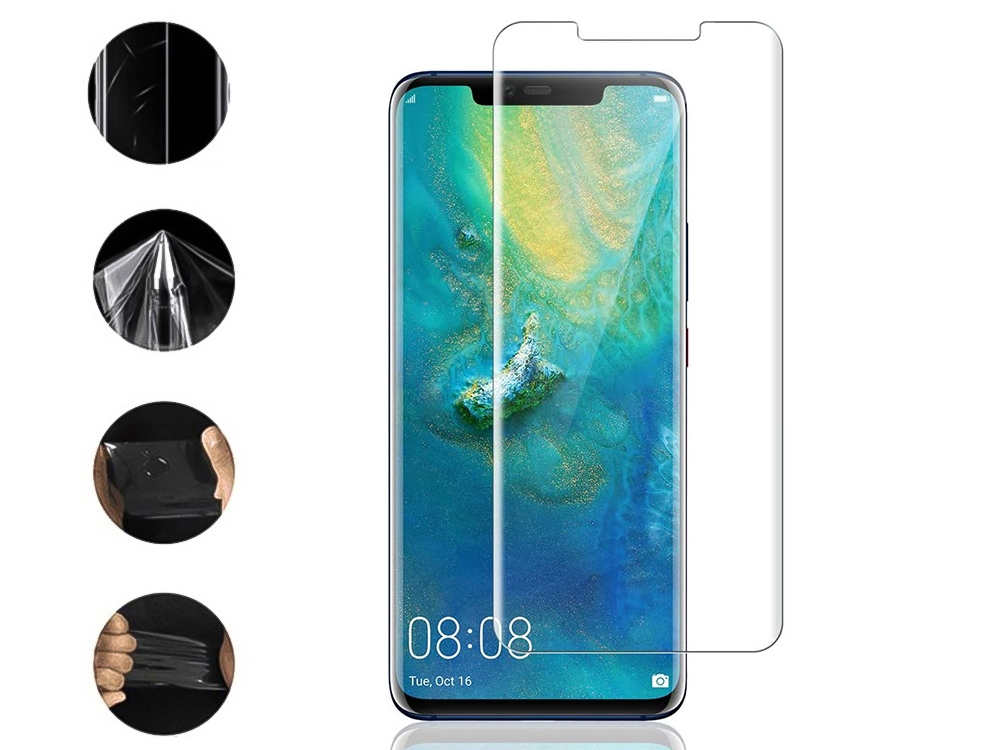 Хидрогел за Huawei Mate 20 pro ( front full )