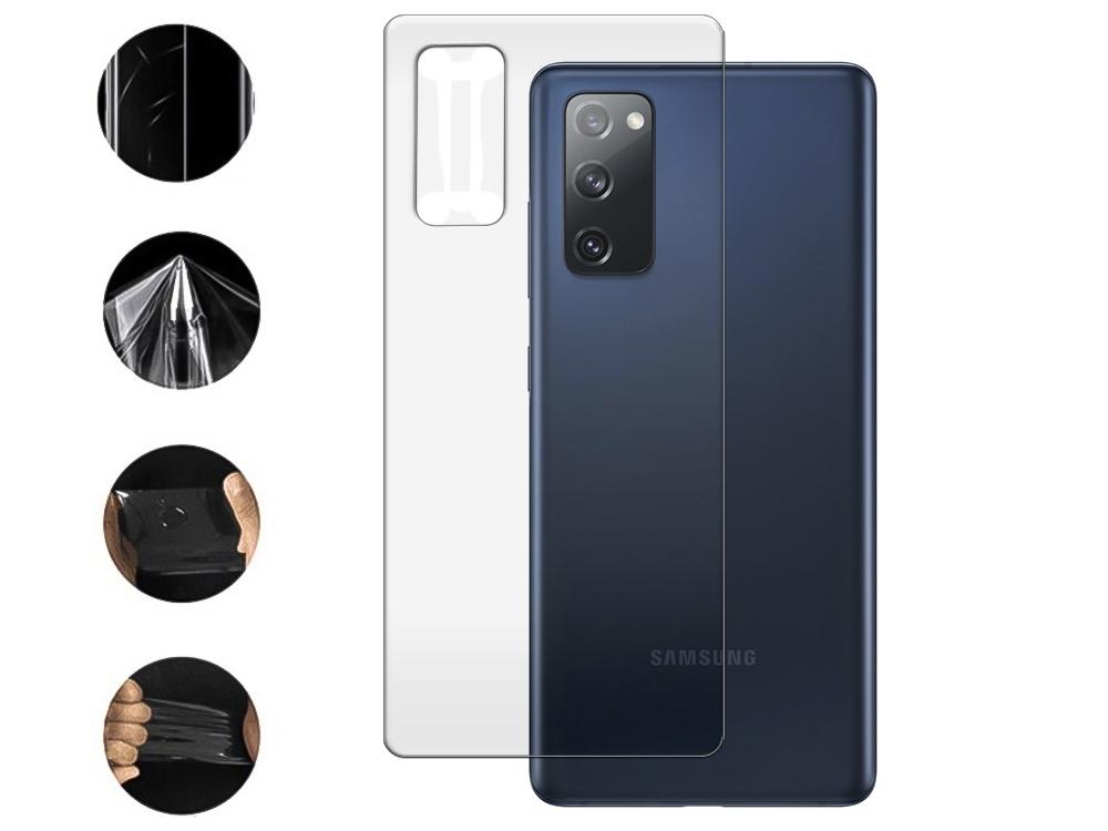 Хидрогел за гърба на Samsung Galaxy S20 FE 5G