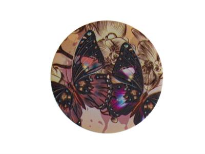 ПОПСОКЕТ 3D, Пеперуди