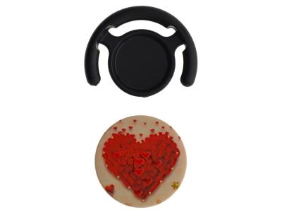 ПОПСОКЕТ 3D, Червено сърце