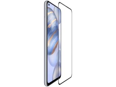 Стъклен Протектор 9D Full за Huawei P40 lite / P40 Lite E, Черен