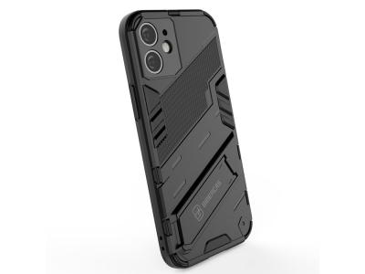 Удароустойчив Гръб Shockproof за iPhone 11, Черен