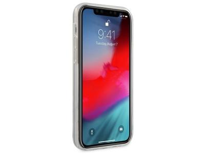 Оригинален Гръб Guess TRIANGLE COLLECTION за PHONE 12 / iPhone 12 PRO, Черен