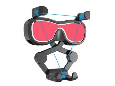 Стойка за Кола Glasses Air с ароматизатор, Червен