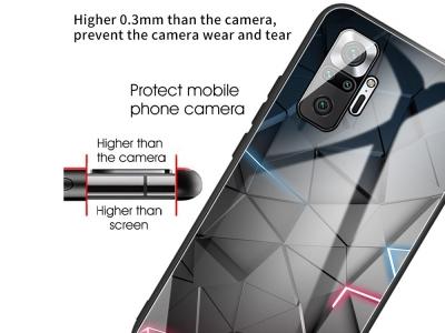 Стъклен Гръб Glass за Xiaomi Redmi Note 10 Pro, Фигури