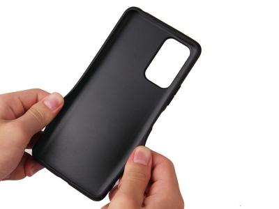 Удароустойчив калъф Glittery Sequins за Xiaomi Redmi Note 10 Pro, Черен