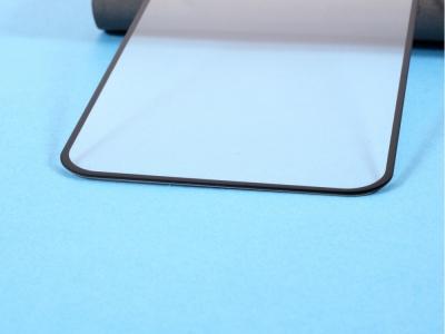 Стъклен протектор 5D Full Glue за Motorola Moto G10 / Motorola Moto G30, Черен