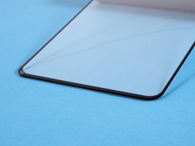 Стъклен Протектор RURIHAI 2.5D за Xiaomi Redmi Note 10 Pro, Черен