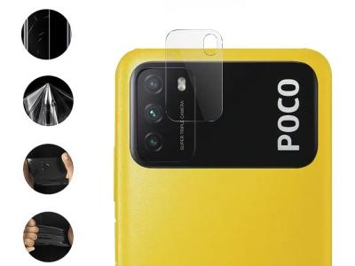 Хидрогел за камерата за Xiaomi Poco M3