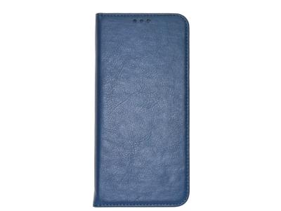 Калъф Тефтер SPECIAL ест. кожа за Samsung Galaxy A22 5G, Син